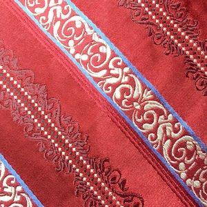 Necktie- Talented Burgundy by Murano